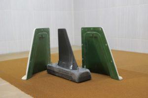 Планеры беспилотников из углепластика - Sagrit. Элевон из углепластика и матрица элевона