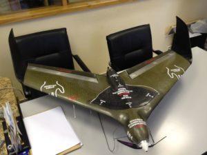 Планеры беспилотников из углепластика - Sagrit. БПЛА Типа летающее крыло