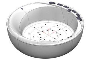 Технология пропитки под давлением (технология RTM) - Sagrit