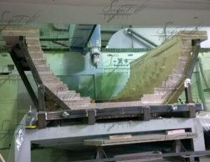 Крупногабаритные мастер-модели и оснастка (матрицы) - Sagrit
