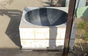Матрица для шара из стеклопластика